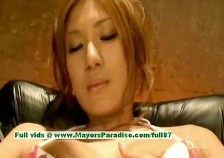 natsu ando sinless sexy chinese hotty is tied and